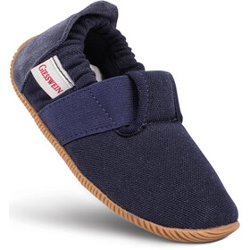 Giesswein Söll Slipper Kids Slim Fit dark blue